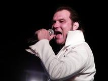 Singer - Eric Prinzinger Stock Images