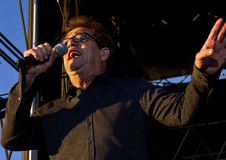 Singer Huey Lewis Stock Photos