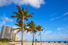 Singer Island beach at Palm Beach Florida US Royalty Free Stock Photos