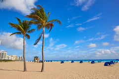 Singer Island beach at Palm Beach Florida US Stock Images