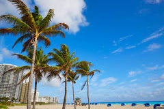 Singer Island beach at Palm Beach Florida US Royalty Free Stock Photo