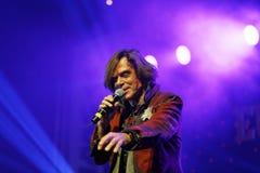 Singer Juergen Drews Royalty Free Stock Images