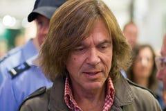 Singer Juergen Drews Royalty Free Stock Image