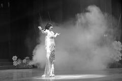 Singer linya sing Stock Photos