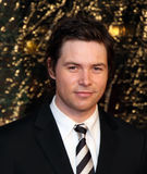 Singer Michael Johns. Native Australian, American Idol tv singing sensation Michael Johns, shows support for for his fellow Aussies by attending the premiere of Stock Images