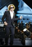 Singer  - Mick Hucknall Royalty Free Stock Images