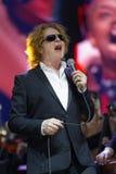 Singer  - Mick Hucknall Royalty Free Stock Image