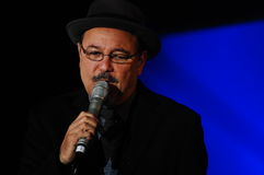 Singer Rubén Blades Royalty Free Stock Images