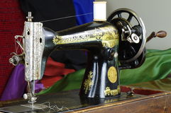 Singer sewing machine Stock Images