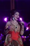 Singer Royalty Free Stock Photos