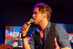 Singer-Songwriter Johannes Oerding Stock Image