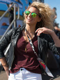 Singer Tori Kelly Stock Photography