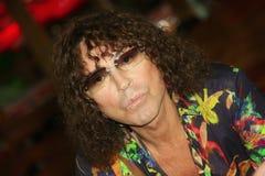 The singer Valery Leontiev Stock Photos