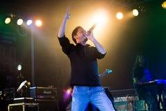 Singer, vocalist Stock Photos