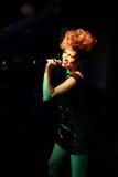 Singer Ysa Ferrer. Muz-TV Awards Stock Image