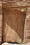 Singes de Gelada se toilettant en montagnes de Simien photographie stock