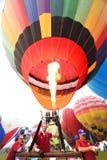 Singha公园国际气球节日 库存照片
