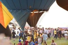 Singha公园国际气球节日 免版税库存图片