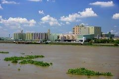 Singha啤酒生产工厂 库存照片