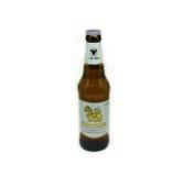 Singha啤酒 免版税库存图片
