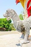 Singha на виске пагоды тайском, Khonkaen Таиланд Стоковые Изображения