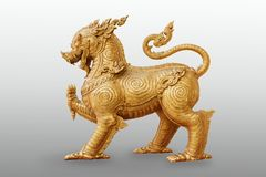 Singha with clipping path Stock Images