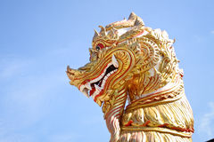 Singha Head Royalty Free Stock Images
