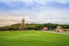 Singha Park Chiang Rai Royalty Free Stock Photo