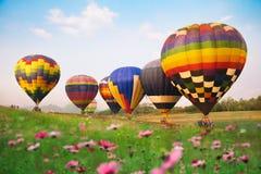Singha parkerar ballongFiesta Arkivbild
