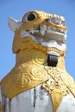 Singha statua Fotografia Royalty Free