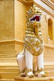 Singha statue Royalty Free Stock Photos