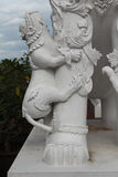 Singha statue Stock Photos