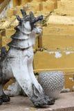 Singha statue. Stock Photos