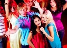 Singing Royalty Free Stock Images