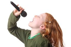 Singing Stock Images