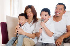 Singing Stock Photos