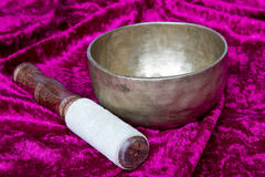 Singing Bowl Royalty Free Stock Photos