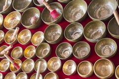 Singing bowl Royalty Free Stock Image
