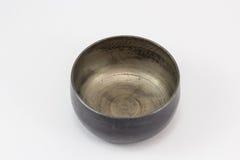 A singing bowl. Stock Photo