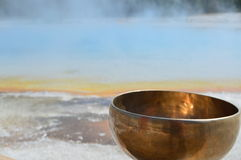 Singing Bowl Royalty Free Stock Image