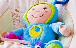 Cosmonaut toy Stock Photography
