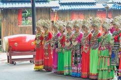 Free Singing Female Folk Singers Stock Photos - 60215443