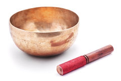Free Singing Meditation Bowl Royalty Free Stock Photography - 83837907