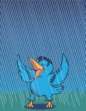 Singing in the Rain Stock Photos