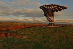 Free Singing Ringing Tree, Crown Point, Burnley Royalty Free Stock Images - 146958799