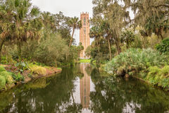 The Singing Tower in Lake Wales, Florida Royalty Free Stock Photos