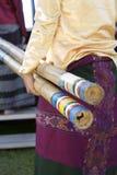 Singkil Bamboo 2 Royalty Free Stock Image