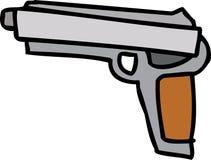 Single ACP Weapon Royalty Free Stock Photography