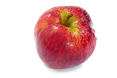 Single Apple Royalty Free Stock Photos