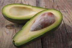 Single Avocado Stock Image